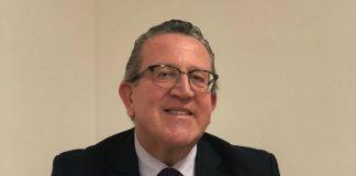 Il ricercatore Domenico Terenzio, ideatore di Water Supply Biotech