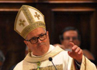 Arcivescovo Luigi Vari Gaeta