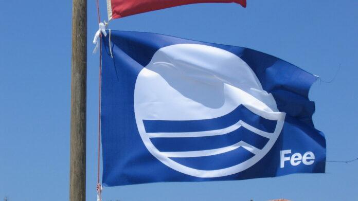 come si ottiene una bandiera blu