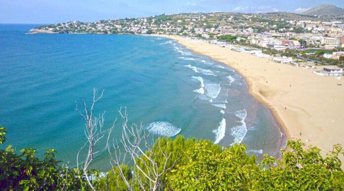 spiagge libere gaeta
